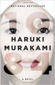 1Q84 front cover